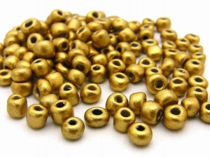 20-g--Rocailles--4-mm-Gre-60-Farbe-gold-metallic