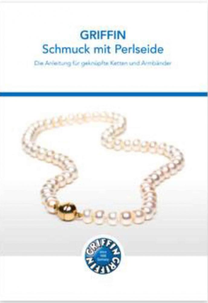 Broschüre: Schmuck mit Perlseide, Anleitung für geknüpfte Ketten ...