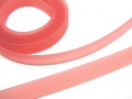1 Meter Flaches PVC-Band, 10 x 2 mm, rose