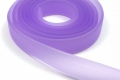 1 Meter Flaches PVC-Band, 10 x 2 mm, amethyst